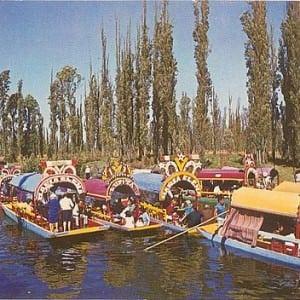 Xochimilco Mexicos schwimmende Gärten