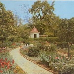 Flower Garden Virginia – Mount Vernon