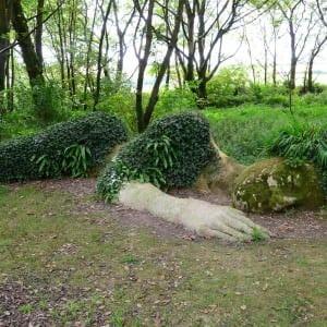Architektonische Gestaltung – Gartenkunst