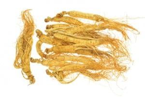 Dried Ginseng (Panax ginseng)